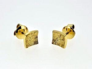 Auskarai Nr.110 (iš geltono, raudono arba balto aukso)