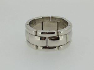Žiedas Nr.122 (iš balto, geltono arba raudono aukso)