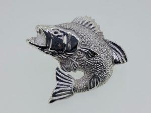 Ženkliukas žuvis, iš aukso arba kitų medžiagų)