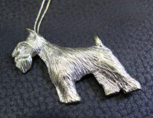Pakabukas Nr.21 (šuns formos, iš aukso arba sidabro)