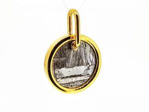 Pakabukas Nr.32 (iš meteorito ir aukso)