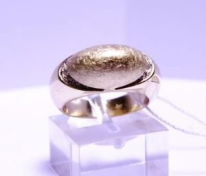 Žiedas Nr.53 (modernus, iš platinos arba balto aukso)