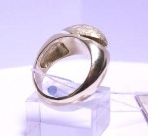 Žiedas Nr.54 (modernus, iš balto, geltono arba raudono aukso)