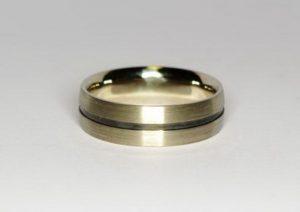 Vestuviniai žiedai Nr.102 (iš platinos arba balto aukso)