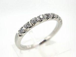 Sužadėtuvių žiedas Nr.138 (iš balto, geltono arba raudono aukso, su briliantais)