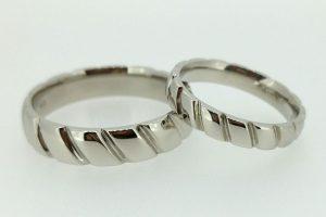 Vestuviniai žiedai Nr.210 (iš platinos arba pasirinktos spalvos aukso)