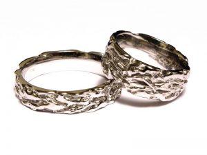 Vestuviniai žiedai Nr.216 (masyvūs, iš platinos arba aukso)