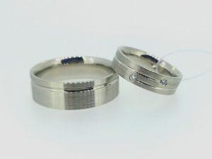 Vestuviniai žiedai Nr.255 (iš platinos arba aukso)