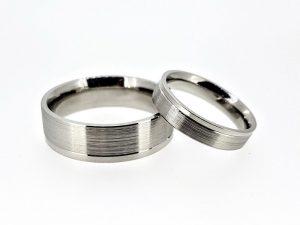 Vestuviniai žiedai Nr.293 (iš platinos arba aukso)
