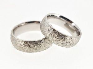 Vestuviniai žiedai Nr.314 (iš balto, geltono arba raudono aukso)